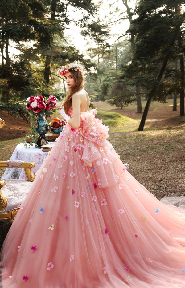wedding-dress-ann-mv-pink-color-romantic