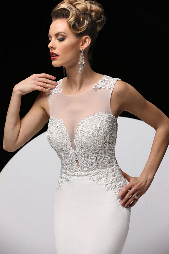 winter-winter-Stunning-mermaid-white-embroidery-wedding-dresses-scoop-neck-beads-chapel-train-satin-bridal-gowns