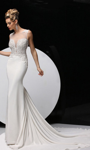 winter-winter-Stunning-mermaid-white-embroidery-wedding-dresses-scoop-neck-beads-chapel-train-satin-bridal-gowns (1)